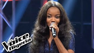 grace mac sings african queen blind auditions the voice nigeria 2016
