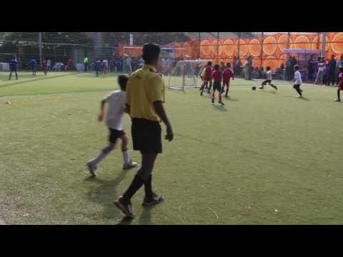 Day 1 Group League: Indian Football School Vs Bhaichung Bhutia Football School