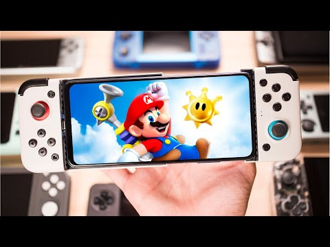 Turn Your Old Phone Into a Handheld Emulation Gaming Console