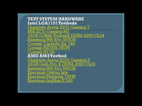 8th Gen Core i 7 -8700 K Processor cbt