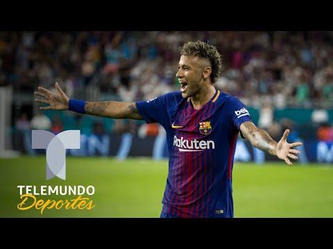 La cláusula que facilitaría el regreso de Neymar al Barcelona en 2020 | Telemundo Deportes