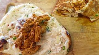 Quick & Easy Chicken Shawarma