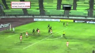 Highlights (VUELTA) Semifinal Torneo Adecuación - Dvo la Guaira vs Aragua FC