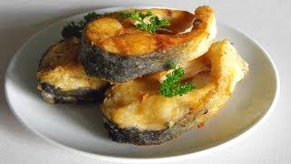 Как приготовить жаренную рыбу линь. I In klre fish fry line at home.
