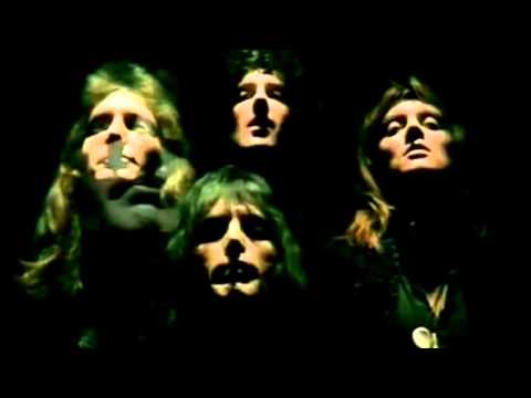 Queen - Bohemian Rhapsody (Vocals Half-Step Out of Key)