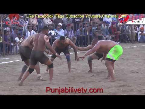 shahkot Lions VS Rauni Final Match North Fed.