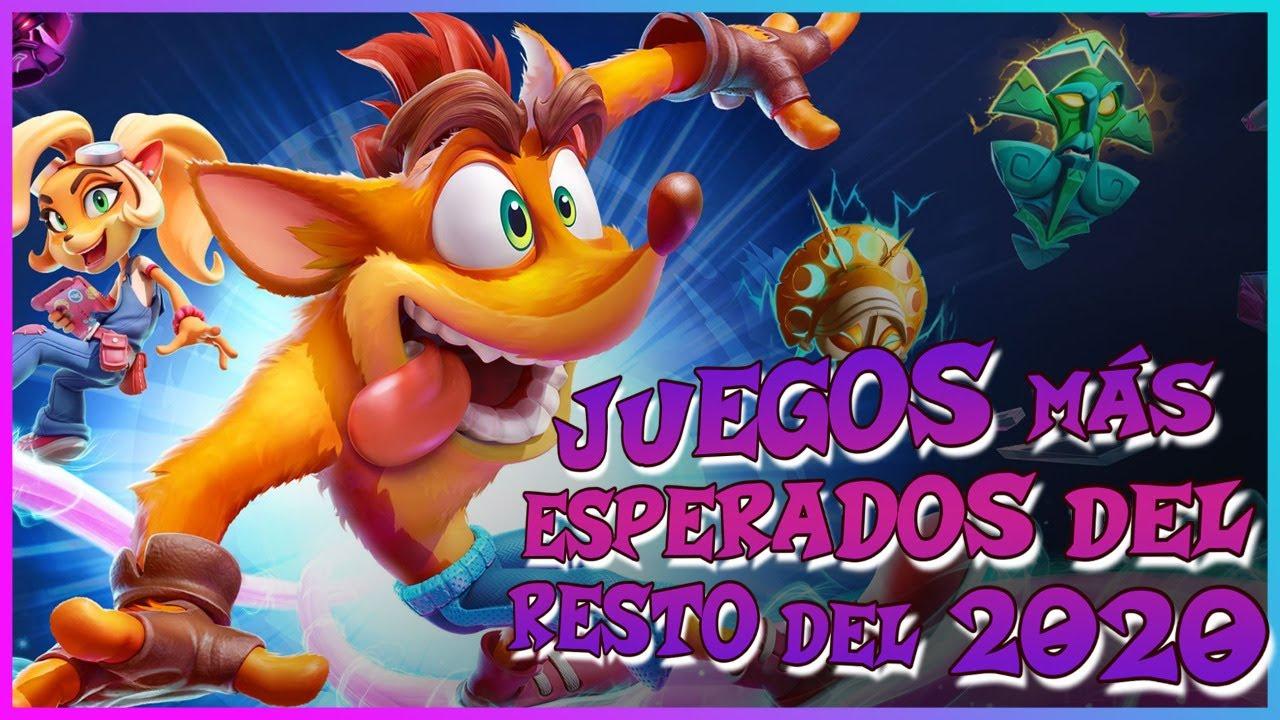 Los Juegos Más Esperados de la Segunda Mitad del 2020 I Fedelobo