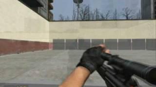 CS:S Realistic Weapons 1.0 - Garry's Mod