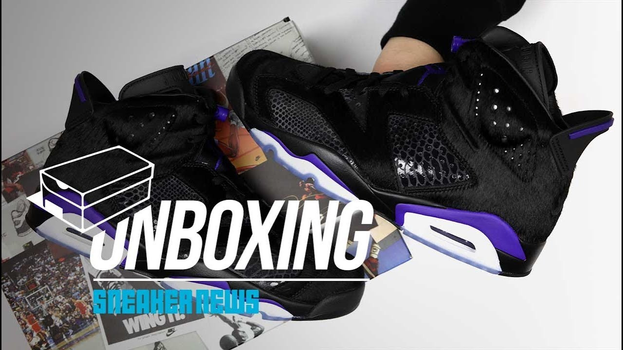 9a5176014a7 $250 For This Air Jordan 6 Is Worth It - YouTube