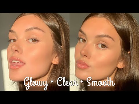 how i achieve 'perfect' skin... NON SPONS SKINCARE ROUTINE! | INDIA GRACE