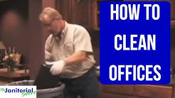 Office Cleaning Training Video