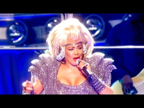 Tina Turner - We Don't Need Another Hero 2009 Live Video HD
