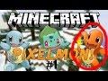 Minecraft   Pokemon   #1 A NEW START!?!?!