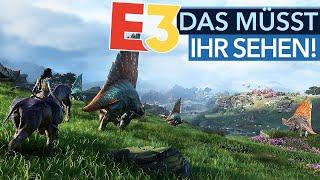 Ubisoft zeigt zur E3 neue, gewaltige Open-World-Spiele - Trailer-Rotation E3 2021