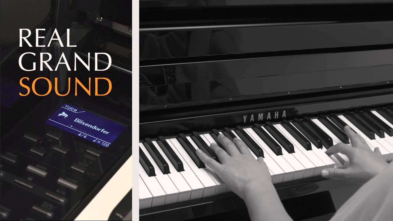 Yamaha clavinova clp 500 series overview youtube for Yamaha clavinova clp 500
