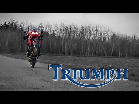 Triumph Tiger 900 обзор и тест-драйв / review and test-drive
