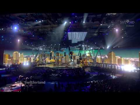 HD LovebugsThe Highest Heights LIVE 1st semifinal Eurovision Song Contest 2009 Switzerland