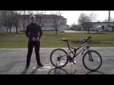 Обзор велосипеда STELS Challenger MD 26 (2015)