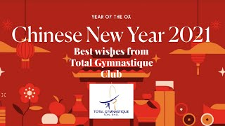 Happy Chinese New Year 2021 from Total Gym Family