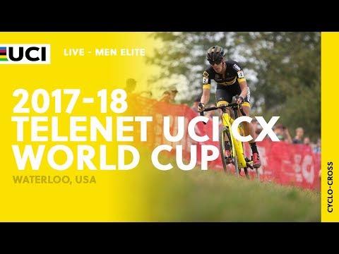 2017-18 Telenet UCI Cyclo-cross World Cup – Waterloo, USA - Men Elite