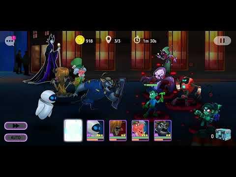 Disney Heroes: Battle Mode - Chapter 7  