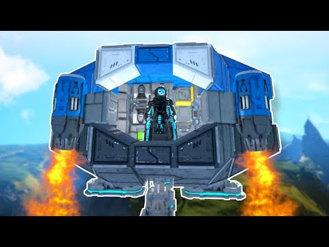 Building a Starter Survival Base! - Space Engineers Gameplay - Space Survival Game |