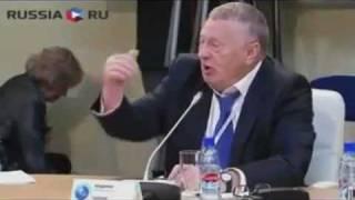Эксклюзив. Жириновский  Выступление в Совете Европы.