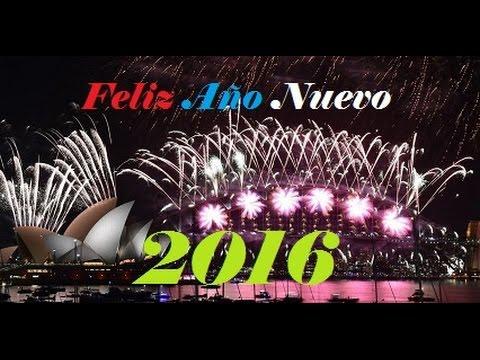 Feliz Año Nuevo 2016 Para Todos Vídeos Imágenes Y Frases Bonitas Y Especiales Para Empezar El Año