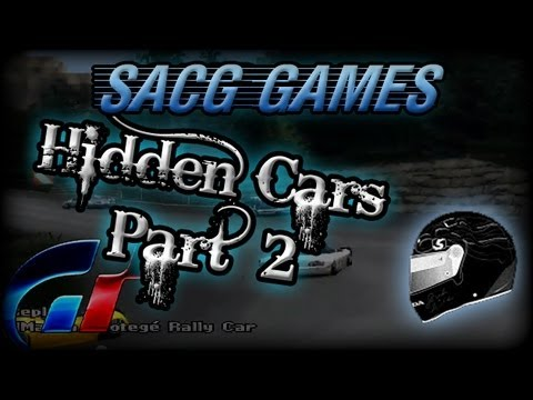 Gran Turismo 2 - Racing Against Secret Cars Part 2