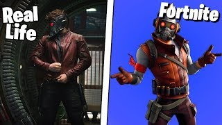 FORTNITE DANCES IN REAL LIFE THAT ARE 100% IN SYNC..! (Star Lord, Dance Off)
