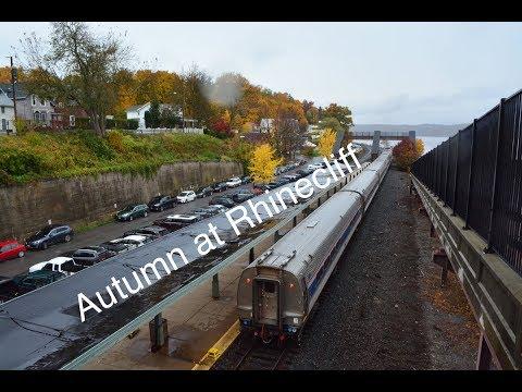 Autumn at Rhinecliff