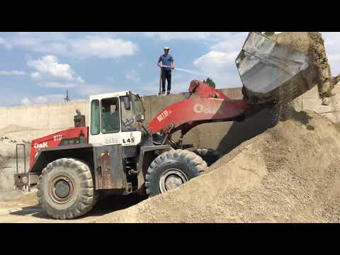 Каменные дороги АНТ. Молдова, 2017
