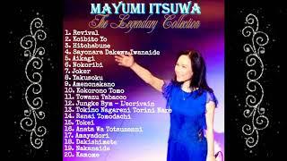Mayumi Itsuwa - Lagu Koleksi Legendaris Sepanjang Masa (Japanese Song)