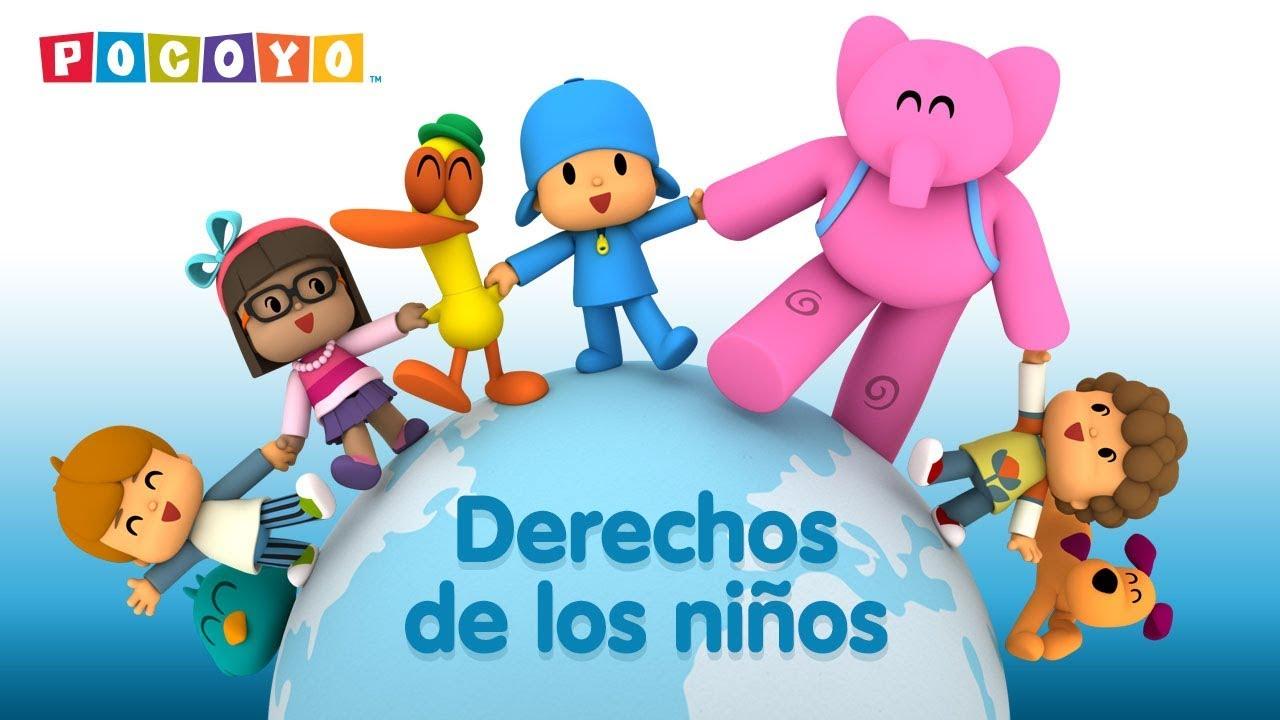 Pocoyo - Derechos de los niños [30 minutos]   DIA DEL NIÑO - YouTube