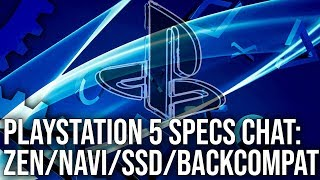 PlayStation 5 Reveal Reaction + PS5 Specs Analysis: DF Videocast!