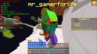 #220 Cubecraft Eggwars Hackers dewott5 and mr_gamerforlife [Anti-KB] [BANNED]