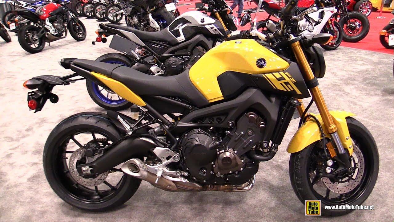 2015 yamaha fz 09 walkaround 2014 new york motorcycle for New york yamaha honda