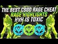 CSGO THE BEST RAGE CHEAT OF 2019 THEY CANT HIT ME mp3