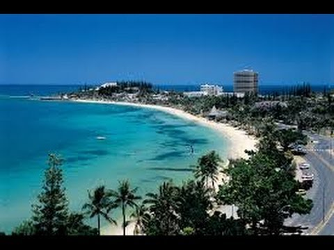 Noumea, capital city of New Caledonia