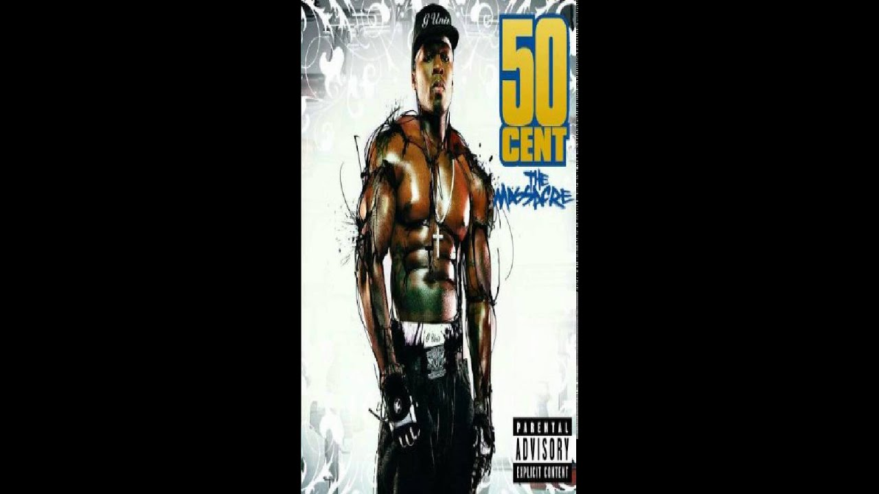 50 Cent albums discography