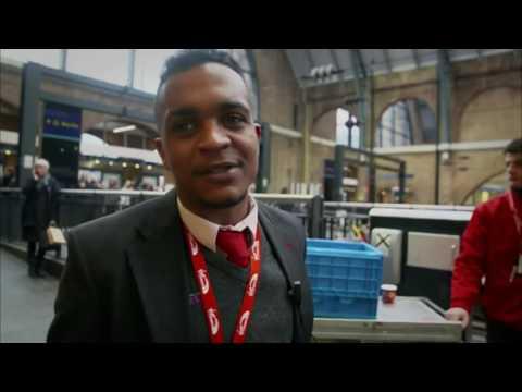 Inside King's Cross - The Railway   Series 1-Episode 1
