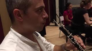 TRIO CREMELOQUE LISBOA-RECORDING SESSION- Beethoven Trio opus 11
