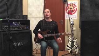 Обзор Вячеслава Молчанова (группа Кипелов) на струны D'Addario NYXL