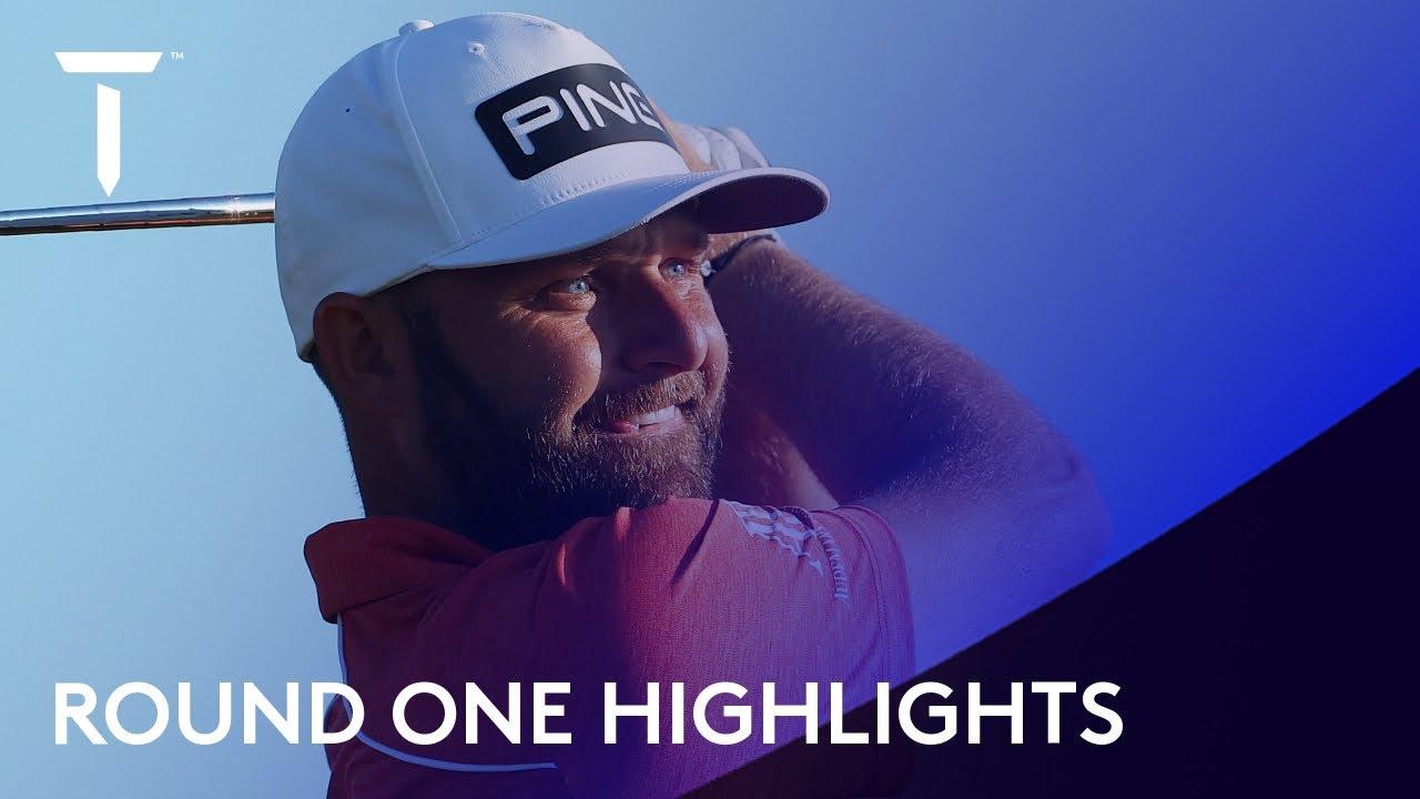Andy Sullivan Round One Highlights   2021 ISPS HANDA World Invitational