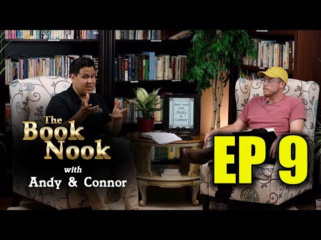 The Book Nook - Ep.8 Big People, Little God - Part 2