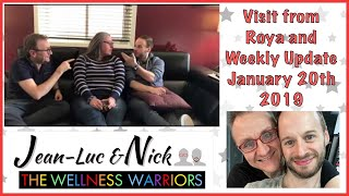 Ww Gays Video 35: Meet Our Winners, Visit From Roya And Update On Our Week