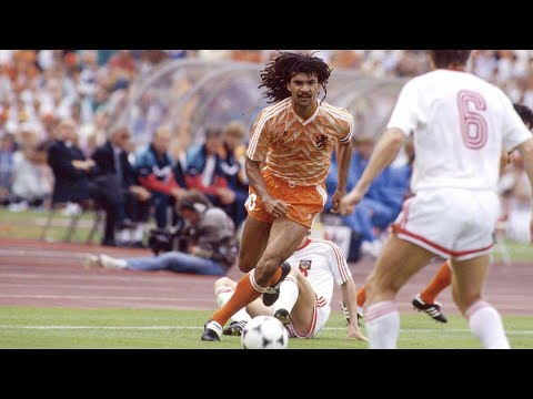 Ruud Gullit â—� Better Than Ronaldo & Messi ||HD|| â–ºUltimate Skillshowâ—""