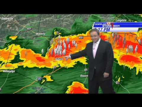Latest WSFA Weather Report
