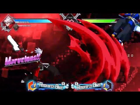 BlazBlue Cross Tag Battle 2.0 all solo Clash Assaults |
