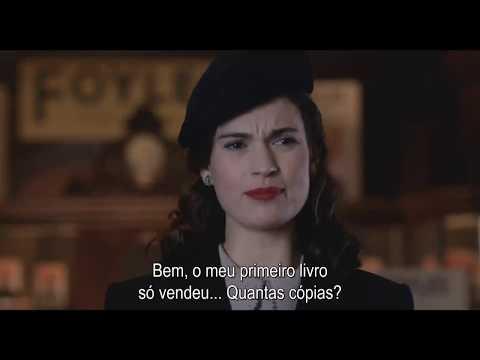 GUERNSEY - A SOCIEDADE LITERÁRIA DA TARTE DE CASCA DE BATATA // Trailer legendado